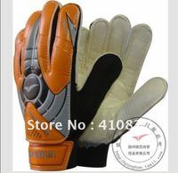 The High Quality Latex QH-532 Football  Goalkeep Gloves