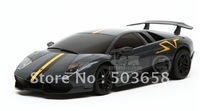 Very hot, $17.6/sets,RC car,1:24Lamborghini Murcielago,car modle,rc toys,boys like toys