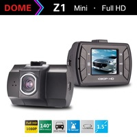 "2014 New Car Camera Z1 Novatek Car DVR Video Recorder FHD 1080P 25FPS 1.5""LCD Screen with G-sensor Dash Cam In Stock."