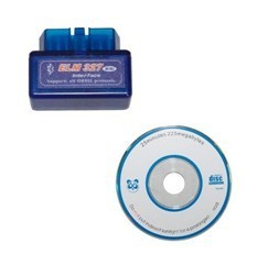 Super smallest!smart super mini ELM327 Bluetooth OBDII V1.5,Elm 327 Bluetooth obd obdii can bus Car Scan Tool---freeshipping(China (Mainland))