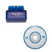 Super smallest!smart super mini ELM327 Bluetooth OBDII V1.5,Elm 327 Bluetooth obd obdii can bus Car Scan Tool---freeshipping