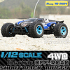 Top Speed Discover S800 1/12 4WD Rc short course truck, Rc Monster truck, Super Power Ready to Run