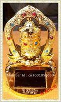 New type full diamond lotus solar prayer wheel,car solar prayer wheel,,free shipping