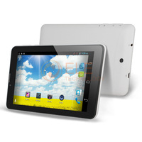 Domi X5 7 inch MTK6572 dual core Android 4.0 512M 4GB GPS BLUETOOTH FM GSM WCDMA 3G tablet pc 3g sim card slot Capacitive