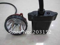 2012 new 5W cree LED 40000Lx IP67 free shipping LED hunting light headlight hunting lamp