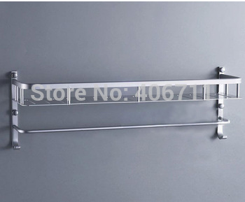 40cm 50cm  bathroom shelf  Strongest Practical design, bathroom accessories,multi-functional commodity shelf ,space aluminum