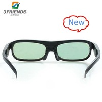 Guaranteed 100%+Free shipping +2013 Fashional! Active shutter 3D TV glasses for TV(Sony,Panasonic sharp,sumsung)