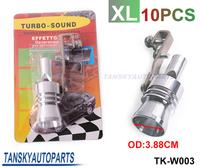 Tansky - Turbo Whistler/Turbo Sound XL Size (color box) 10PCS/LOT  TK-W003