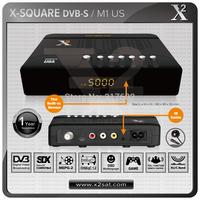 X2-FTA DVB-S Mini Digital Satellite Receiver,Smallest Receiver in the World