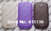 Stock clearance Special price! Free shipping SOFIZ matte tpu soft case for Huawei U8160 Vodafone 858 Smart