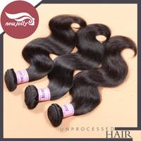 3pcs/lot Malaysian body wave virgin hair natural color Grade 8a hair weave 12''-28'' inch unprocessed malaysian hair bundles