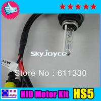 Freeshipping/Discounts!HS5 Motorcycle Light Kit HS5 auto headlight [1 ballast +1 bulb / kit] ID175778