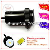 Free shipping! LED 12V Ghost Shadow Light Led Courtesy Logo Light Door Light Lamp for FIAT