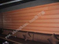 195 triangle board  wpc wood plastic pvc wall board Copy wood