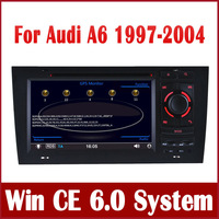 """7"""" Car DVD Player for Audi A6 1997 1998 1999 2000 2001 2002 2003 2004 with GPS Navigation Radio BT TV MP3 AUX USB Tape Recorder"""