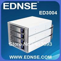 EDNSE Network Storage ED3004 Hot-swap Storage-kit 4*3.5/2.5 inch HDD bays