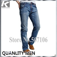 FREE SHIPPING KUEGOU new summer fashion men's jeans so casual and lisure