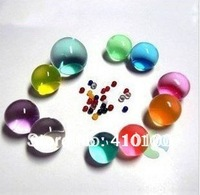 Free Shipping Crystal Soil Water Beads flower mud magic water Flower beads Hot sale 100 packs/lot
