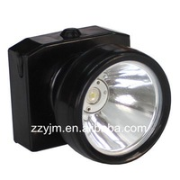 Rechargeable LED Miner's Head Lamp Free Shipping