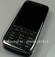 Free Shipping Mini E71 Polish or Russian Unlocked Dual SIM Quad Band Phone((MP-E71R))