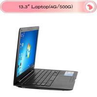 """13"""" Notebook 2012 Best Laptop Notebook computer 4GB Ram,500GB HDD,Webcam, Win 7 6 cell battery"""
