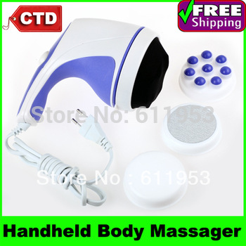 for NEW Professional Body Sculptor Massager Relax Spin Tone, 110V or 220V