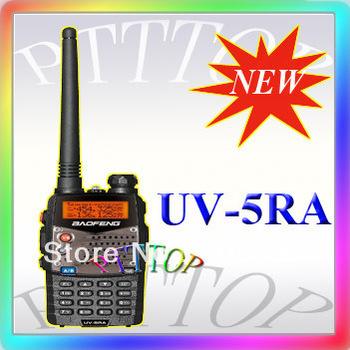 BaoFeng UV-5RA dual band U/V radio portable handheld transceiver UV5RA