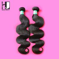 queen hair brazilian body wave Mix Length 2pcs Lot brazilian hair weave bundles Natural Color human hair extension free shipping