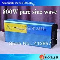 800w 1600w dc  ac power inverter pure sine wave 12V 24V 48V optional for solar system use