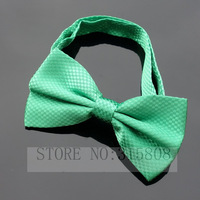 XMAS GIFT New arrival Men formal commercial bow tie wedding dress bow tie solid color bow tie