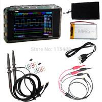 ARM  DSO203 DS203  DSO Quard minidso  DIY kits 2 Analog Probe +2 Digital Probe Plastic shell