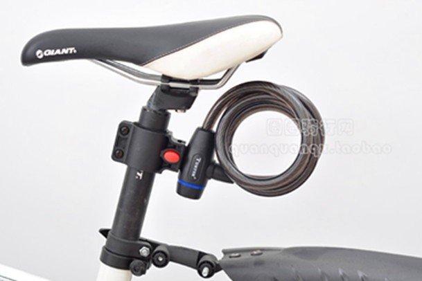 bicycle bicycle general lock bike round wire circlips bicycle cable lock bike lock free. Black Bedroom Furniture Sets. Home Design Ideas