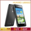 free shipping Huawei U8950D Ascend G600  smart cellphone dual-core 1228MHZ cpu 8.0M camera 4.5inch IPS screen 768MB RAM 4GB ROM