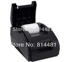 100% Quality High Speed USB Port 58mm Thermal Receipt Pirnter POS printer Low Noise Mini Printer ,Printer Thermal XP-58IIH(China (Mainland))