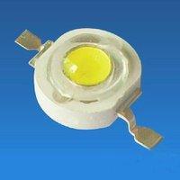 100pcs 1W 3W high power led bead warm white /white/Cool white Epistar chip free Shipping