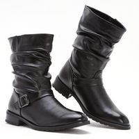 2013 men new  fashion martin boots free shipping