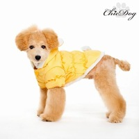 Free shipping new product for 2012 cute cheap puppy pet and dog clothes for winter personalized jacket  wholesale