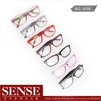 Hot Sale Free Shipping Full Frame Glasses Fashion Big optical Frame
