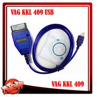 VAG for COM 409.1 USB KKL FOR VW/AUD,VAG 409 Factory Price Free shipping