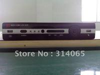 free shipping 7 Inch LCD DVR with H.264 D1 dvr /NVR CAR DVR  4CH/8CH DVR