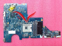 free shipping ! Laptop motherboard for HP CQ42 INTEL G42 CQ62 G62 G72 595184-001, DA0AX1MB6H1 mainboard 100% fully tested