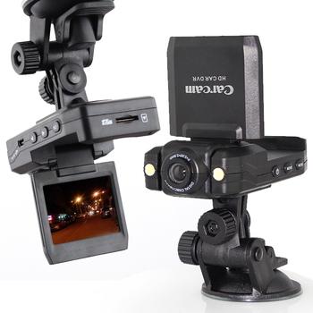 BLACK UNIQUE HD video Camera Recorder Car DVR vehicle camera Camcorder