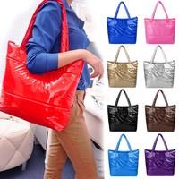 cotton handbag fashion Ladies Space Bale winter bags for women shoulder bag designer 8231