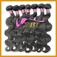2014 New arrival grade AAAAA natural color 100% unprocessed wholesale virgin brazilian hair