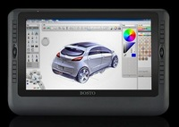 New model professional Interactive Pen Display  with Express key easy to carry VS Wacom Cintiq  KINGTEE 14WA