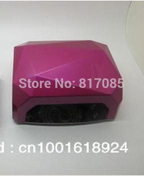 110V-220V CCFL + LED Nail UV Lamp cold cathode light therapy lamp UV led gel generic small lamp beads