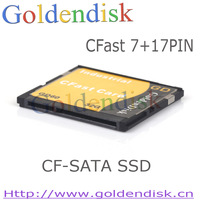 GoldenDisk CFast Flash Cards 32GB CFast  SSD SATA  Industrial PC Needed Speed:230mb/s