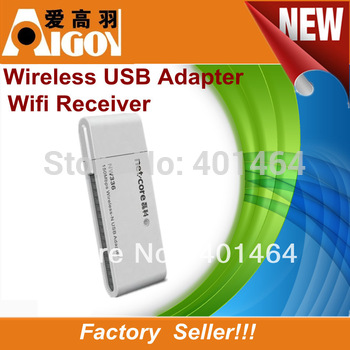 Mini Wireless USB Adapter 150Mbps Network Card AP Wifi receiver for desktop and TV Compatible Netcore NW336