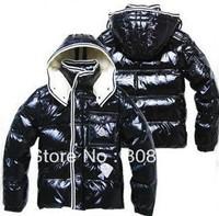 Free shipping 2013 new men's down jacket waterproof coat light surface warm brand jacket