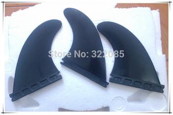 black plastic/nylon  future fin surfboard fin